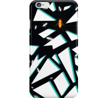 Buggin' Out in Love (Orange Slice & Ice) iPhone Case/Skin