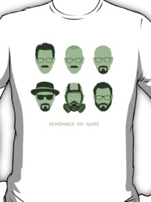 ALL HAIL HEISENBERG! T-Shirt