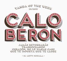 2013/29 - Caló Berón - Red by TOTW
