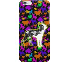 Derpy Dogs Crashed the Clown Car iPhone Case/Skin