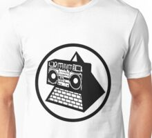 KLF Pyramid Blaster (Black) Unisex T-Shirt