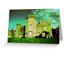Balloch Castle x-pro Greeting Card