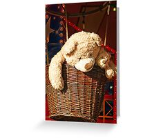 Up, up and away, Bears !  Greeting Card