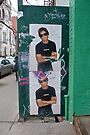 Lou Reed Street Posters by cammisacam