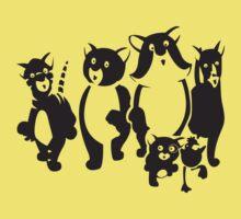 La Gabbianella e il gatto by the-minimalist
