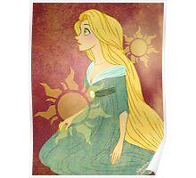 Rapunzel: The Lost Princess Poster