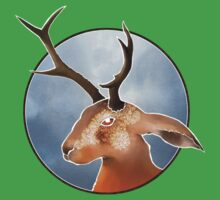 The Mythical Jackalope - Folk Lore ? Kids Clothes