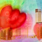 I Heart Minneapolis by susan stone