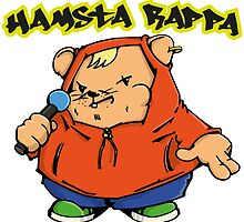 Hamsta Rapper by chrisbears