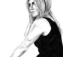 Jennifer Aniston by hotanime