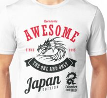 1995 - Born to be Awesome JPN edt. Unisex T-Shirt