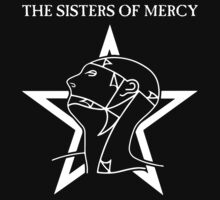 The Sisters Of Mercy - The Worlds End by James Ferguson - Darkinc1