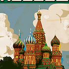 Moscow by Nick  Greenaway