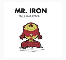 Mr Iron by TopNotchy