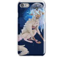 Werewolf Princess iPhone Case/Skin