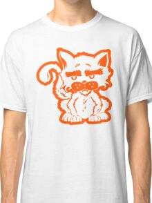 Halloween Kitten Classic T-Shirt