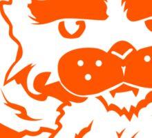 Halloween Kitten Sticker