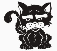 Black Cat by Mehdals