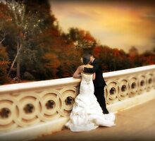 Bow Bridge Wedding by Jessica Jenney
