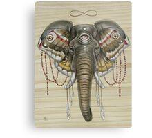 Flight of the Elephant Metal Print