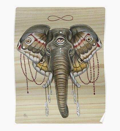 Flight of the Elephant Poster