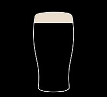 Guinness - Black by d4nn9