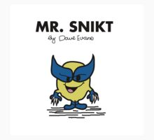 Mr Snikt by TopNotchy