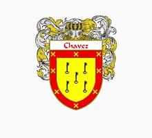 Chavez Coat of Arms/Family Crest Unisex T-Shirt