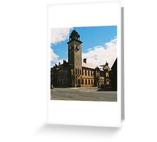 Town Hall 2 Greeting Card