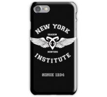 New York Institute iPhone Case/Skin