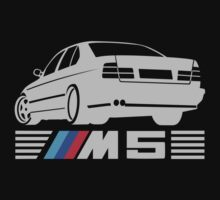 BMW E34 M5 - 5 by TheGearbox