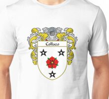 Collazo Coat of Arms/Family Crest Unisex T-Shirt
