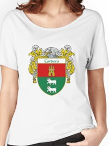 Cordero Coat of Arms/Family Crest Women's Relaxed Fit T-Shirt
