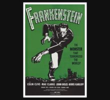 frankenstein by coolism