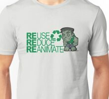 Frankenstein - Recycle Unisex T-Shirt