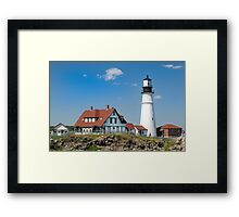 Fort Williams Framed Print