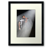 Jay Z - The O2, Dublin Framed Print