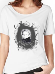 Alan Rickman Fan-Design #2 Women's Relaxed Fit T-Shirt