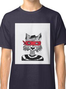 Bandit Brother II by Lauren Mayhew Classic T-Shirt