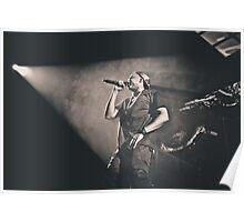 Jay Z - The O2, Dublin Poster