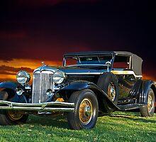 1931 Chrysler Imperial CG by DaveKoontz