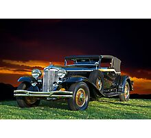 1931 Chrysler Imperial CG Photographic Print