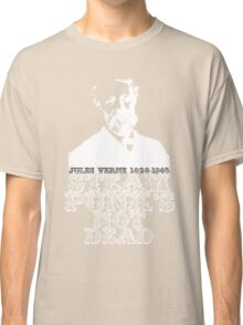 Jules Verne steampunk Classic T-Shirt