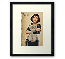 Bioshock Infinite - Elizabeth  Framed Print