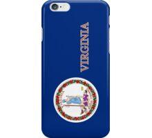 Smartphone Case - State Flag of Virginia III iPhone Case/Skin