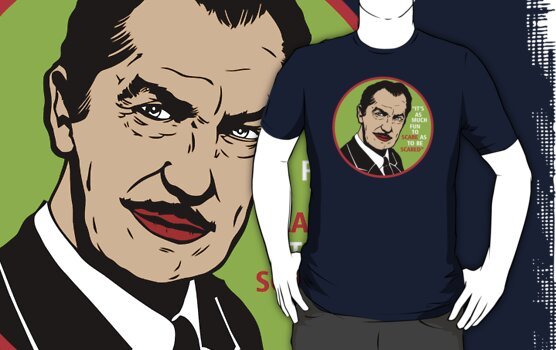 Vincent Price by kingUgo