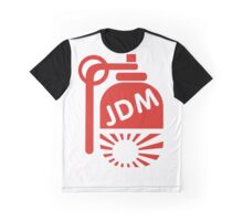 JDM Grenade Graphic T-Shirt