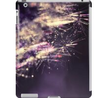 deep purple iPad Case/Skin