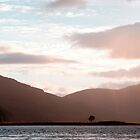 Over Loch Alsh, Highlands of Scotland by Richard Flint