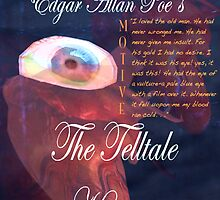 The Tell Tale Heart: Motive by KayeDreamsART
